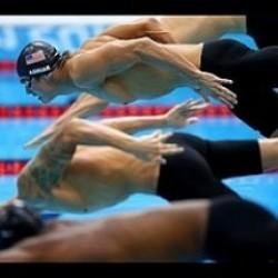 Olimpiyatlarda Serbest Yüzme Finali