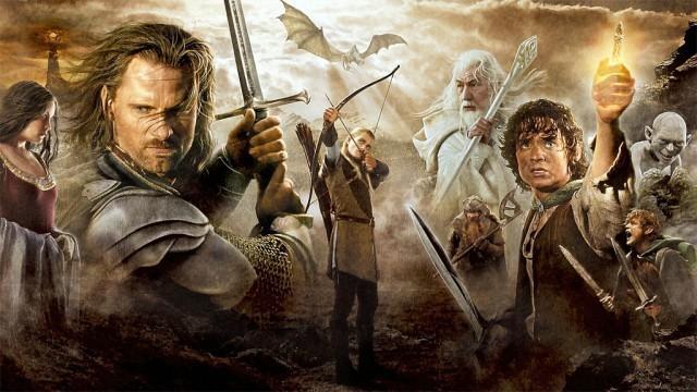 YÜZÜKLERİN EFENDİSİ IMDB : 8.9 (2003)