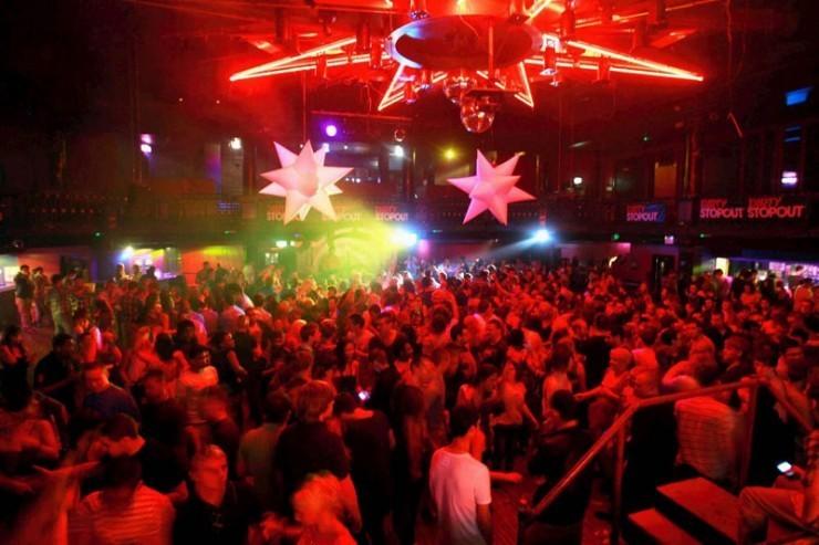Bar, Disco ve Resturantlar