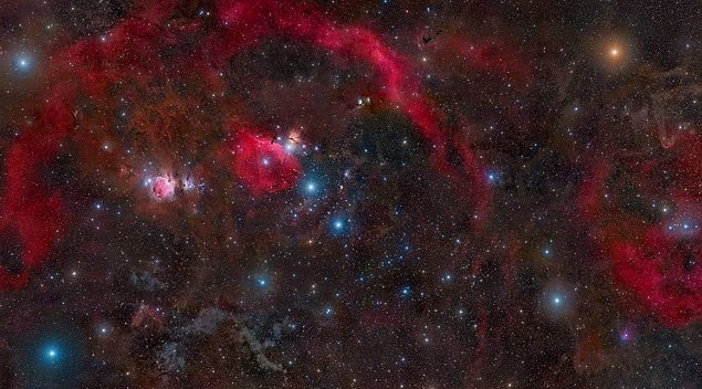 Bakalım uzayla ilgili ne derece bilgilisin? Gökyüzünde gördüğümüz yıldızlar nasıl parlarlar?