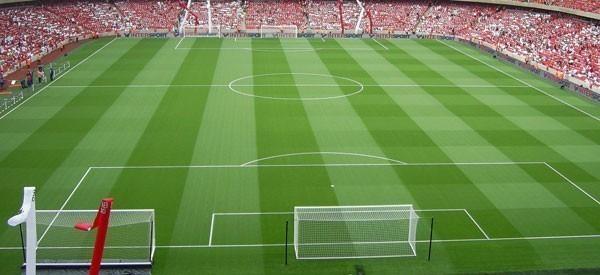 Futbol sahasının boyu (taç çizgisi) kaç metredir?