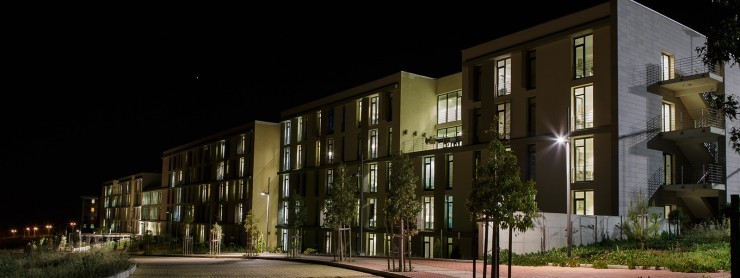 GÜZELYURT ÖĞRENCİ YURTLARI (Orda Doğu Teknik Üniversitesi)
