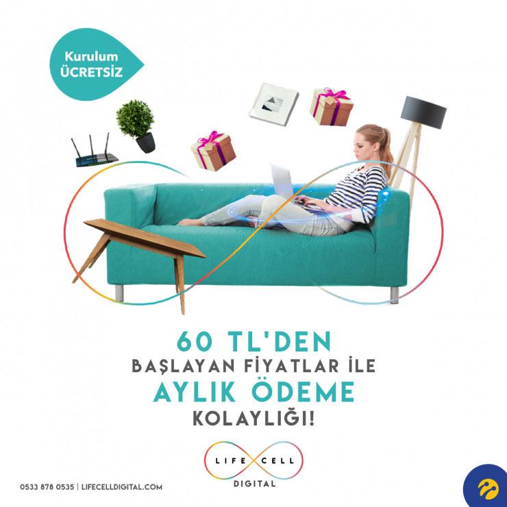 Kuzey Kıbrıs Turkcell'den Size En Uygun İnternet Paketini Alın