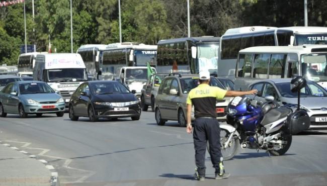 Kıbrıs'ta Trafik ve Ulaşım